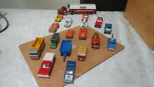 MATCHBOX REGULAR WHEELS SUPERFAST KING SIZE CORGI ETC JOB LOT