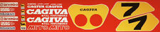 CAGIVA MITO 125 MAMOLA LAWSON REPLICA RESTORATION DECAL SET