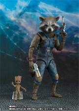 Marvel Avengers Infinity War SHF S.H.Figuarts Rocket Raccoon PVC Action Figure