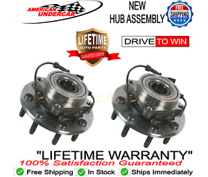515130 Lifetime 2 Front Hub Assembly Kit Ford F250 F350 Super Duty 2011-2016 SRW