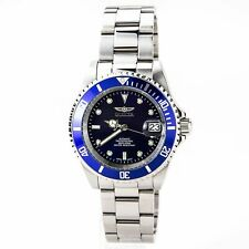 Invicta 9094C Mens Pro Diver Blue Dial Automatic Stainless Steel Dive Watch