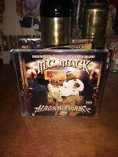 M.C. Mack Macknificent CD Three 6 Mafia Skinny Pimp Al Kapone Memphis Rap Basix