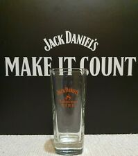 Official Jack Daniels Tennessee Fire Tall Rocks Glass