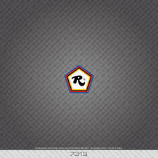 07313 ROSSIN BICICLETTE Head Badge Adesivi-Decalcomanie-Transfers