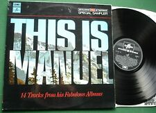 Manuel & The Music of the Mountains-Ce est Manuel Inc Somewhere My Love + LP