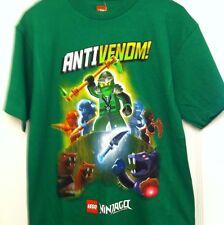 Lego Ninjago - Anti Venom! T-Shirt NWT Size M & L