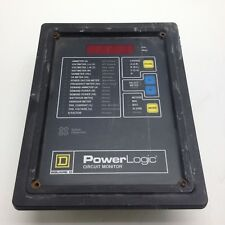 Square D Power Logic 3PH Monitor  #6795