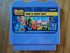 Bob the Builder Bobs Busy Day for Vtech V.Smile - VSmile Console Game