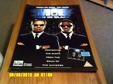 Men in Black (Will Smith, Tommy Lee Jones) Movie Poster A2