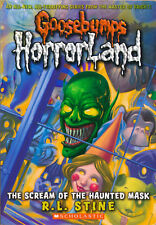 Goosebumps HorrorLand #4: The Scream of the Haunted Mask by R. L. Stine (pback)