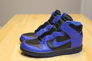 Nike Dunk High March Madness Pack Black Old Royal 317982 038 Size 10 SB (2012)