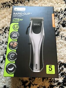 Wahl Rapid Clip Rechargeable Lithium Ion Clipper