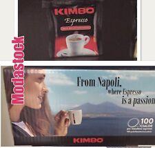 300 CIALDE KIMBO CAFFÈ MISCELA ESPRESSO NAPOLETANO ESE 44 MM