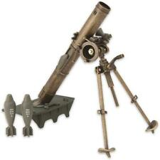 Military Collector Miniature Desktop Replica Mortar Cannon SI163150/SD4