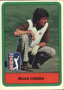 A8414- 1982 Donruss Golf Card #s 1-66 +Rookies -You Pick- 10+ FREE US SHIP