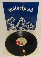 "MOTORHEAD BEER DRINKERS AND HELL RAISERS EP unplayed 1980 BIG BEAT 12"" P/S"