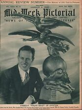 Harmon Trophy Winner Captain Frank M. Hawks Cover Pictured in 1932