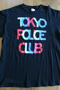 Tokyo Police Club Tour T-Shirt (Extra Large)