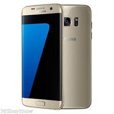 "ORO 5.5"" Samsung Galaxy S7 EDGE SM-G935A 4GB+32GB 4G LTE Smartphone Móvil 2160P"