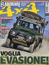 Elaborare 4x4 2016 49#Voglia di evasione,Land Rover Defender 110,Jeep Tj Rubicon