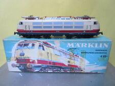 Märklin, H0, 3053 E-Lok Baureihe E 03 der DB, 2 Lüfterreihen, in OVP, (84)