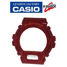 Casio G-Shock DW6900 Red Genuine Casio Factory Bezel