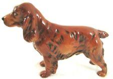 GOEBEL Germany VINTAGE IRISH SETTER 1968 Figurine Porcelain Dog Pet