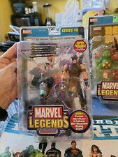 Hawkeye (Series 7 No BAF) Action Figure Marvel Legends 2004