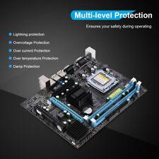 G31 Duale Core Scheda Madre Motherboard 800MHz USB 2.0 DDR2 per Intel LGA 775