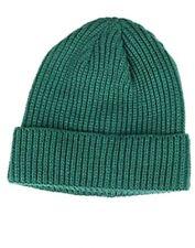 New Unisex GREEN Hat Hip-Hop Wool Knitted Ski Cap Skull Warm Winter Beanie