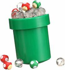 Super Mario balance game mushrooms is full
