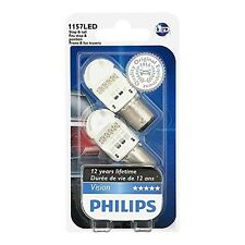 Philips VisionLED car LED light 12836B2 1157LED P21/5W Red stop and tail light