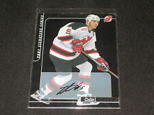 COLIN WHITE DEVILS GENUINE CERTIFIED AUTHENTIC SIGNED AUTOGRAPHED HOCKEY CARD
