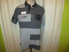 "FC Barcelona Nike Herren Polo-Shirt ""1899"" + ""Nr.8 MÉS QUE UN CLUB"" Gr.M Neu"