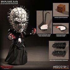 "Hellraiser Pinhead 6"" Deluxe Estilizado Roto Figura Mezco Toyz Horror"