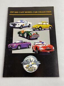 Universal Hobbies Eagle's Race Die Cast Model Car 1997 Catalog - 29 pages