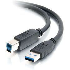 C2G 2m USB 3.0 A Male to B Male Cable (6.5ft)