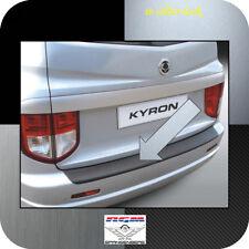 Exklusiv RGM Ladekantenschutz Silber-Look für SsangYong Kyron SUV 5.2005-11.2007