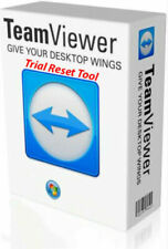 Team viewer V.13,14,15 unlimited Trial period reset tool - Instant Download