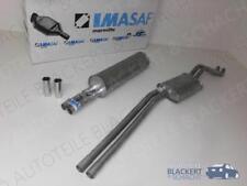 IMASAF Auspuff Set Mercedes S-Klasse 280 SE 3.5 W108/W109 Mitteltopf + Endtopf