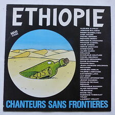 CHANTEURS SANS FRONTIERES Ethiopie  RENAUD GOLDMAN HIGELIN .. 1549796