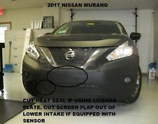 Lebra Front End Mask Cover Bra Fits 2015 2016 2017 2018 Nissan Murano 15-18