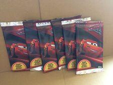 DISNEY Cars-Cars 3 Trading Card Game Set di 6 Confezioni con 8 automobili per confezione