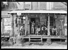 Masters of Photography: Country Store, N.C. 1937:Dorothea Lange: Digital Photo