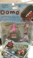Domo Action Figure Series 01 - Punk Rocker Domo Mezco 2012
