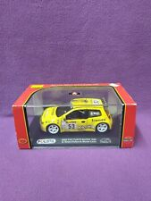 Model Automobile Car 1/32 2002 Fiat Punto Super 1600 Rally Polistil