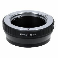 Fotodiox Objectivement Adaptateur Minolta MD pour Micro Four Third 4/3 MFT Caméra