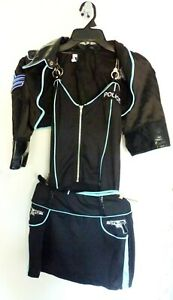 SEXY COS PLAY WOMAN'S POLICE UNIFORM FOREPLAY 3 PIECE Small To Med LOCK ME UP !!