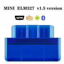 ELM327 V1.5 Bluetooth OBD2 OBDII Car Diagnostic Scanner Code Reader Tool US