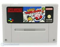 Nintendo SNES Spiel - Kirby's Dream Course Modul